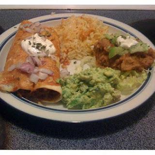 Spanish Enchiladas
