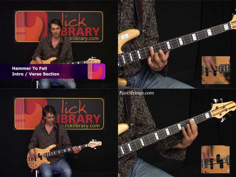 John Deacon - Bass Legends
