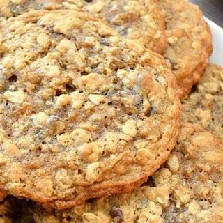 Laura Bush's Texas Governor's Mansion Cowboy Cookies.