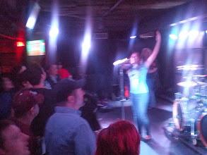 Photo: Live band karaoke at TenHigh