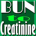 BUN To Creatinine Ratio icon
