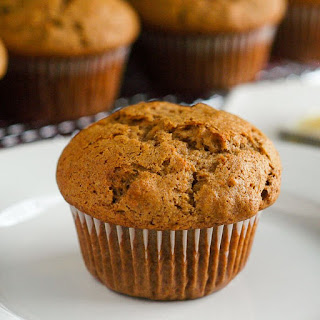Sweet Potato Spice Muffins.