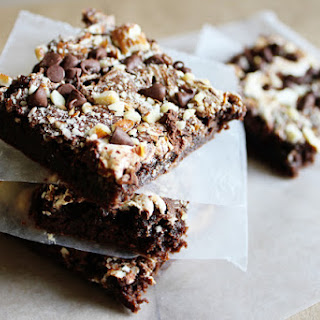 Heavenly Hash Brownies