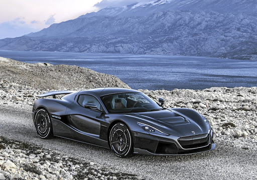 Just 10 of the Rimac C_Two electric supercars are allocated to SA between now and 2020. Picture: SUPPLIED