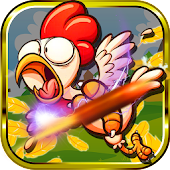 Galaxy Chicken Shooting HD