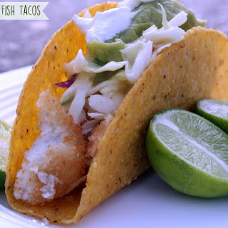 Kids' Favorite Fish Tacos