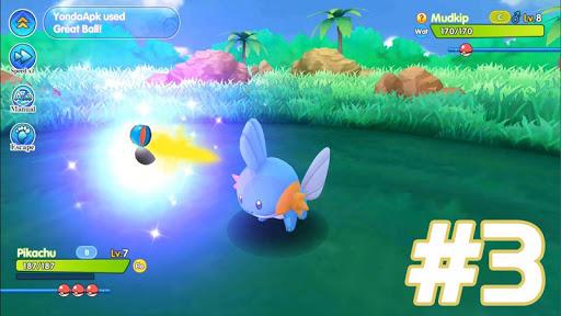 Catch them Monster Tips 0.1 screenshots 1