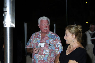 Photo: Dick Martin and Peggy Tremayne
