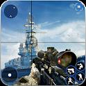 Blazing Sniper Commando : Navy Terrorist Attack 3d icon
