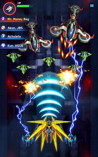 Infinity Shooting: Galaxy War 1.3.3 screenshots 14