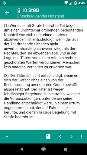 Lawdroid AT – Österreichische Gesetze und EU-Recht screenshot 4