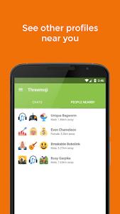 Threemoji screenshot 3