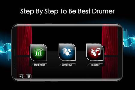 Easy Jazz Drums for Beginners: Real Rock Drum Sets 1.1.2 screenshot 2093002