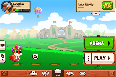 Fun Run 3: Arena - Multiplayer Race- screenshot thumbnail