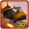 Russian Helicopter War 3D icon