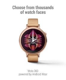 Android Wear - Smartwatch Screenshot 5
