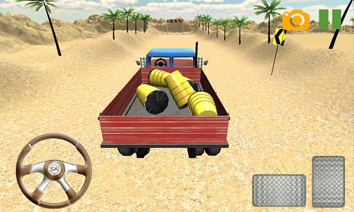 Truck Transport Driving 3D