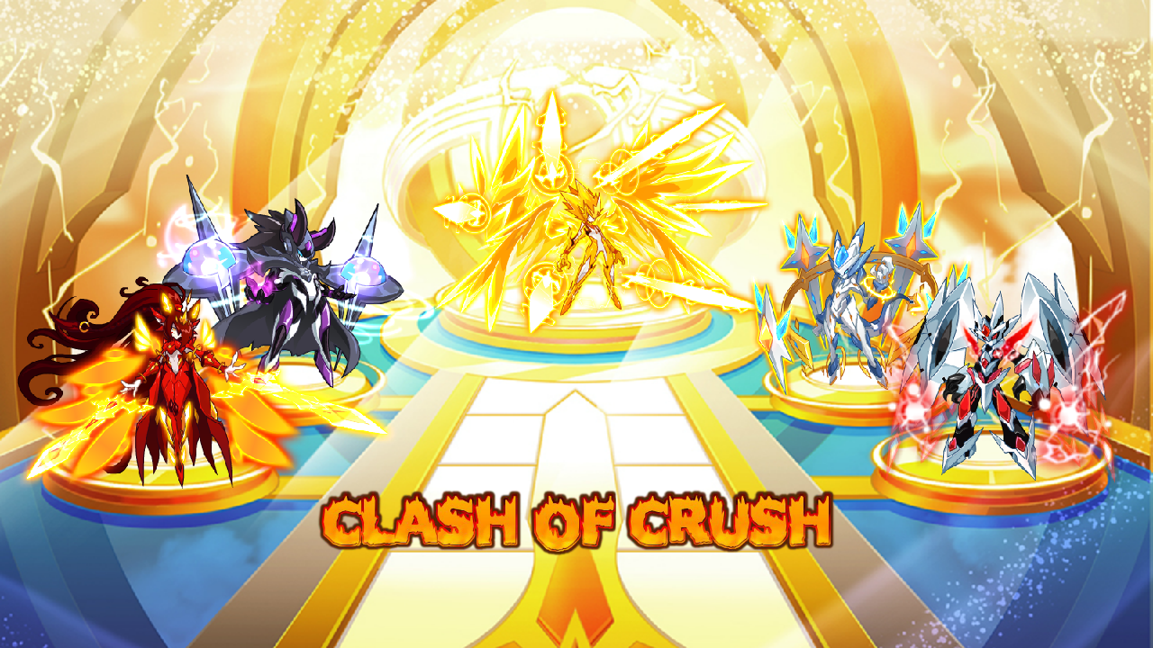 Clash of Crush- screenshot