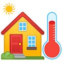 Room Temperature Meter - Thermometer (Inside Room) icon