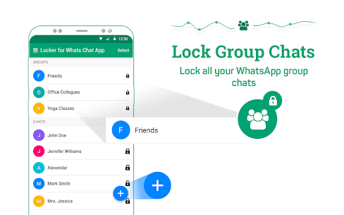 Locker for Whats Chat App – Secure Private Chat App Download For Android 9