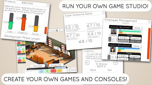 Game Studio Tycoon 2 v3.6 (Mod)