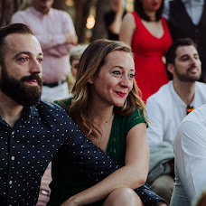 Hochzeitsfotograf Dani Atienza (daniatienza). Foto vom 13.11.2018