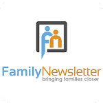 Family Newsletter Icon