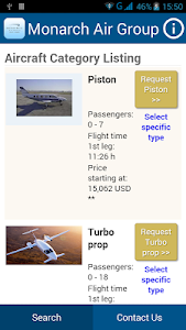 MAG - Private Jet Charter screenshot 1