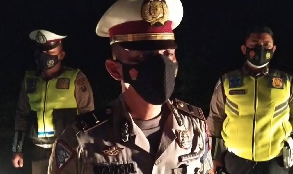 Panik Saat Ketahui Personel Satlantas Polres Asahan Tiba, Puluhan Muda-Mudi Ini 'Lari Tunggang Langgang' Hingga Nyaris Celaka