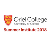 Summer Institute in Oxford 18