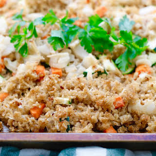 Vegetarian Rice Bake Recipes.