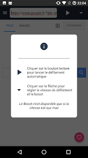 Auto Scroll Capture d'écran