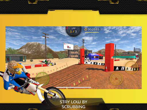 TiMX: This is Motocross  screenshots 6
