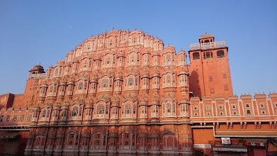 Photo: palace of the winds, jaipur