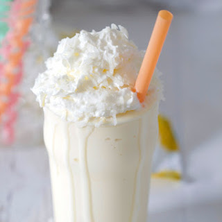Coconut Milk Milkshake Recipes.