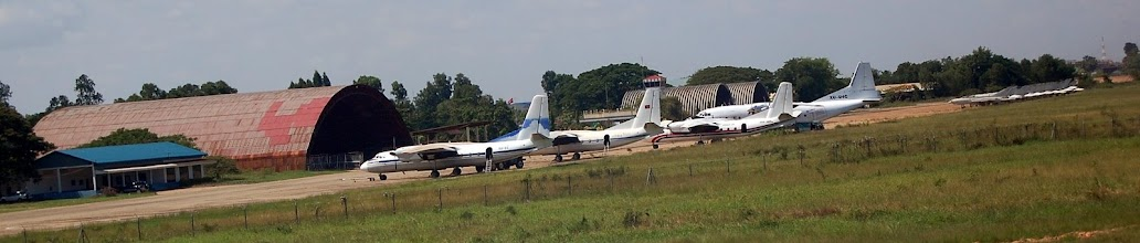 Photo: The Cambodian Air Force!!!
