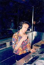 Photo: Neil Allsop VJ's @ Canton 1988