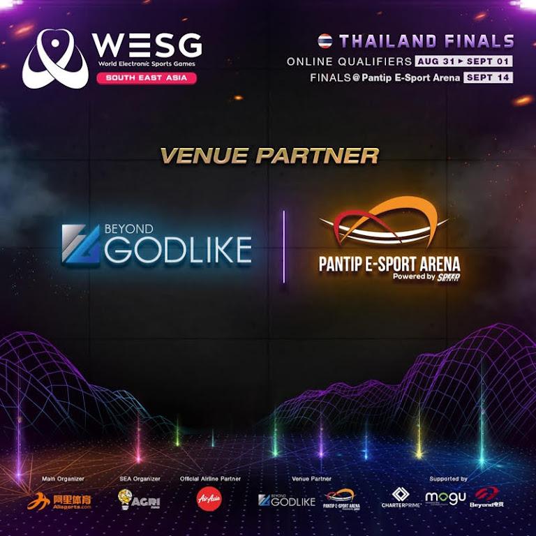 WESG Thailand 2019