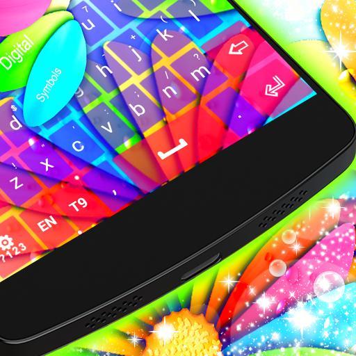 豐富多彩的鍵盤為Android 娛樂 App LOGO-APP試玩