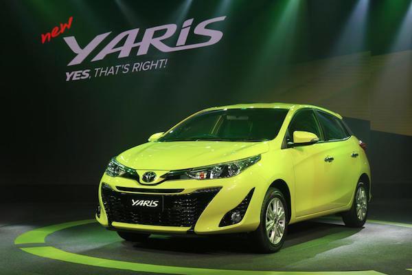 Toyota Yaris รุ่นกระตุ้นยอดขายให้รถจาก Toyota กลับมาน่าสนใจอีกครั้ง