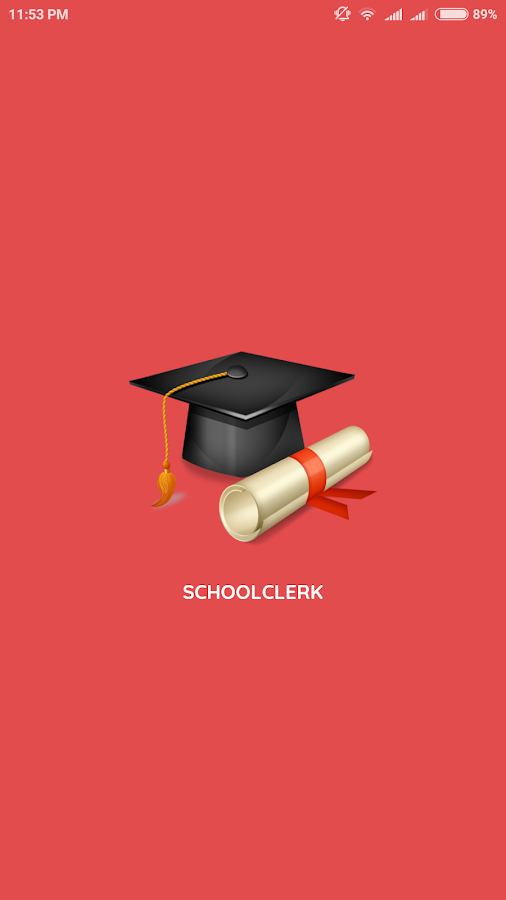 SCHOOL CLERK- screenshot
