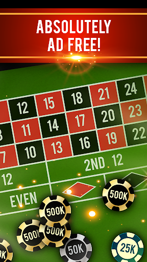 Roulette VIP - Casino Vegas: Spin free lucky wheel apkpoly screenshots 8