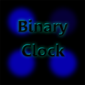 Binary Clock Wallpaper Lite icon