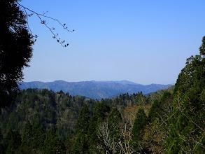 桟敷ヶ岳・愛宕山など