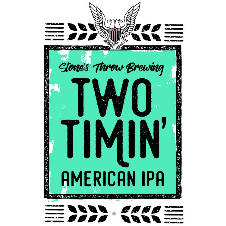 Logo of Stone's Throw Two Timin'