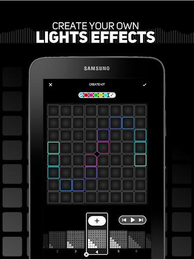 SUPER PADS LIGHTS - Your DJ app 1.6.9.5 Screenshots 16