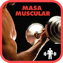 Aumentar Masa Muscular icon