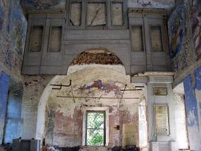 Photo: Торопово. Церковь Воскресения. Интерьер