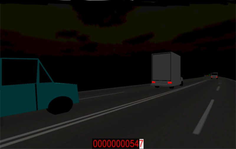 Скриншот Highway Hustler