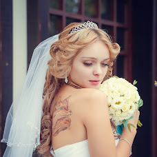 Wedding photographer Elina Zhelnovacheva (ElinaSove). Photo of 03.11.2015